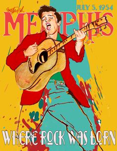 ( 2015 † IN MEMORY OF ) - The Art of Betty Harper. >† ♪♫♪♪ Elvis Aaron Presley - Tuesday, January 08, 1935 - Tupelo, Mississippi, U.S. Died; Tuesday, August 16, 1977 (aged of 42) Memphis, Tennessee, U.S. Resting place Graceland, Memphis, Tennessee, U.S. Education. L.C. Humes High School Occupation Singer, actor Home town Memphis, Tennessee, USA.