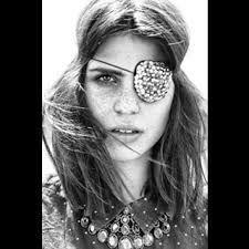 eyepatch fashion week - Google Search