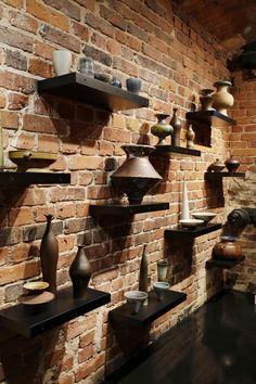 Private Kyllikki Salmenhaara Pottery Collection by Finnish Businessperson and Entrepreneur Kyösti Kakkonen