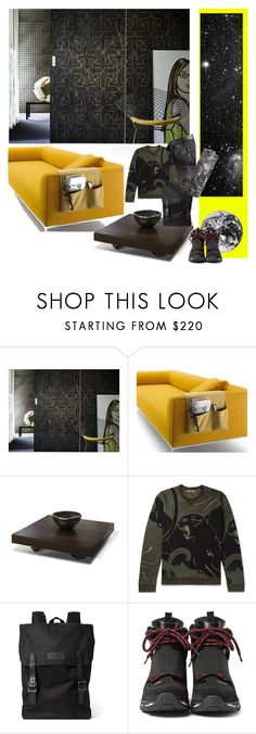 """""""The Designer"""" by sue-mes ❤ liked on Polyvore featuring Filson, Givenchy, men's fashion and menswear"""