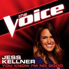 """Get Jess Kellner's """"You Know I'm No Good"""" on iTunes! #TeamUsher #Battles"""