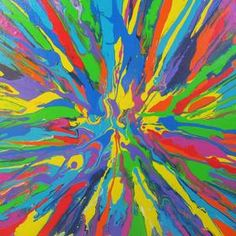 Psychedelic - Artwork Overview - Artinvesta