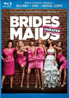 Bridesmaids 2011 BluRay 400Mb Hindi UNRATED Dual Audio 480p Watch Online Full Movie Download Worldfree4u 9xmovies