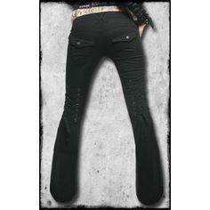 Lip Service Corset Jeans | Womens Gothic Pants By Lip Service