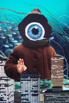 One-Eyed Willy, John Turck Collage   via John Turck    https://www.pinterest.com/pin/362187995008609071/