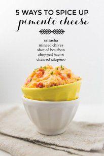 a pimento cheese recipe, plus or minus - Grits & Chopsticks