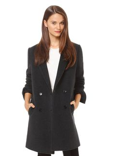 Wilfred Maison wool coat, available (and on sale!) on Aritzia.com and in stores.