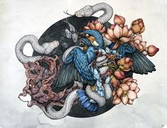 Lauren Marx art