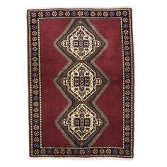"Persian Collection Persian Rug, 3'3"" x 4'6"""