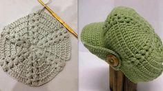 Scorzo Tricroche: Gráfico de toucas e boina de crochê …