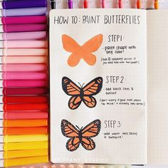 Butterflies seems so hard to make but with this Butterfly Painting tutorial by it now look so easy! Butterflies seems so hard to make but with this Butterfly Painting tutorial by it now look so easy! Simple Canvas Paintings, Easy Canvas Art, Small Canvas Art, Easy Canvas Painting, Mini Canvas Art, Cute Paintings, Mirror Painting, Diy Canvas, Diy Painting