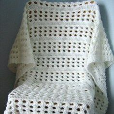 Pattern 'A' ~ FREE crochet pattern for the Comfort Afghans by CrochetN'Crafts