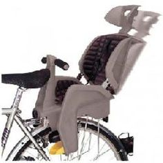 Beto Deluxe Reclining Baby Bicycle Seat