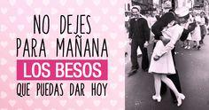 13 de Abril - DÍA INTERNACIONAL DEL BESO #fluchos #besos #comodidadabsoluta #DiaInternacionalDelBeso