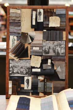 Mood Board brown winter Colours * See more inspirations at http://www.brabbu.com/en/inspiration-and-ideas/