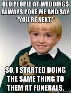@Shannon O'Keefe this kid makes me laugh instantly Funeral Meme, Old People Jokes, Ghetto People, Off Color Humor, Design Fails, Funny Me, Funny Jokes, Funny Picture Jokes, Funny Texts