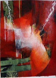 Martina Hartusch Art Abstract art Contemporary Art