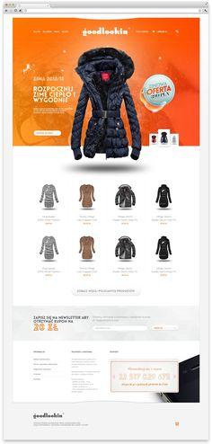Web design inspiration | #764