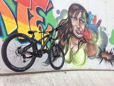 Mondraker DUALEN II en la pala www.wild-bikes.com