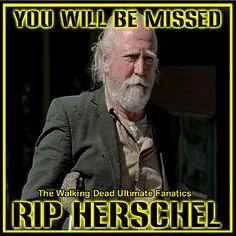 R.I.P. Herschel https://www.facebook.com/ZombieCPC