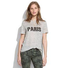 Paris #tee