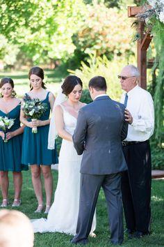 Outdoor Ceremony   White-Ranch-Wedding-Photographer-Chico-California-TréCreative