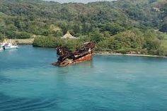 Isla Roatan, Honduras- 2009