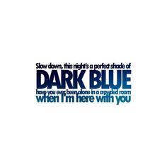 Jack's Mannequin - Dark Blue.