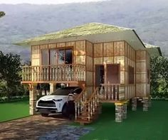 Bahay Kubo Philippine Nipa Hut Quot Bahay Kubo Quot House