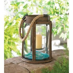vintage camping centerpieces - Google Search