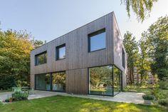 Lage-Energiewoning houtskeletbouw Herentals | Energiezuinig bouwen met Arkana