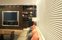 DS008 Persiana Double Vision, Home Theater, Divider, Room, Furniture, Home Decor, Bedrooms, Environment, Blinds