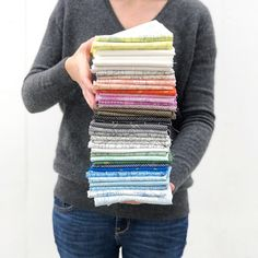 Collection CF Fat Quarter Bundle-Bundle of 38 fat quarters, each fat quarter measures approximately inches including selvage. This bundle is cut in store so the tag and ribbon will not be included. A yardage bundle can be found HERE. Robert Kaufman, Fat Quarters, Men Sweater, Fabric, Cotton, Collection, Tejido, Men's Knits
