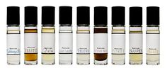 OLO perfumes - would love to try these!