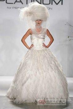 Avant-Garde Bridesmaid Dresses
