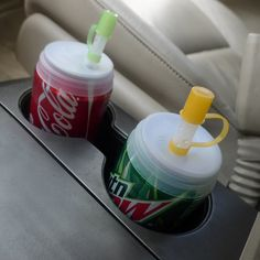 This would be awesome for picnics or the lake. Keep bugs/bees out of your soda