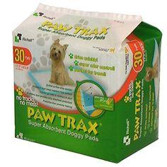 Richell Paw Trax Mesh Dog Potty Training Tray (Pack of 30 Potty Pads), White Dog Training Methods, Basic Dog Training, Dog Training Techniques, Dog Training Pads, Training Your Puppy, Potty Training, Training School, Training Schedule, Training Plan