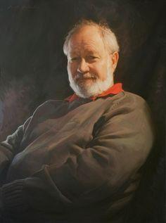 By Oil Portrait Artist Scott Wallace Johnston