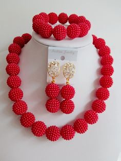 Find More Jewelry Sets Information about 2016 Fashion african red beads necklace set nigerian wedding african beads jewelry set Free shipping GG 445,High Quality jewelry wood,China jewelry direct Suppliers, Cheap jewelry jade from Chinese jewelry import and export co., LTD on Aliexpress.com