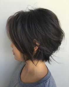 """339 kedvelés, 12 hozzászólás – JAMIE KEIKO HAIR (@jamiekeikohair) Instagram-hozzászólása: """"• F L U F F Y A I R Y B O B • My favorite kind of hair texture. by yours truly @jamiekeikohair"""""""