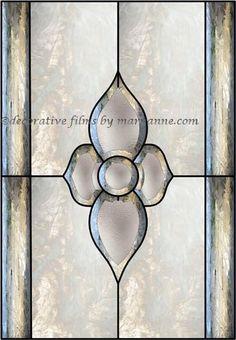 Collier Window Decorative Window Film