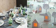 30 DIY pour décorer sa table de Noël
