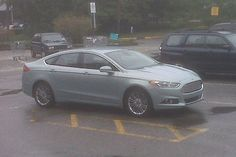 Short Drive: Ford Fusion Hybrid has Toyota Prius in Crosshairs