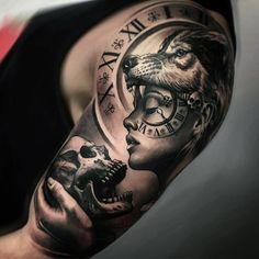 86 Meilleures Images Du Tableau Tatouages New Tattoos Coolest
