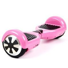 Smart Self Balancing Electric Skateboard Unicycle Scooter Pink Hoverboard