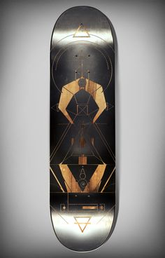 The Philosophical Skateboard - Nando Costa - Director & Graphic Artist