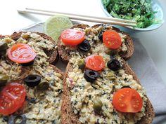 Recept: Tonijnsalade (zonder tonijn!)
