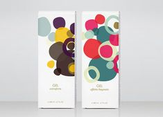 product packaging.