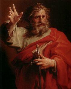 Nawrócenie Świętego Pawła, Apostoła