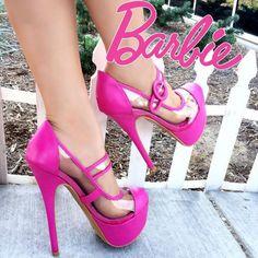 Maryjane Style High Heel Stilettos